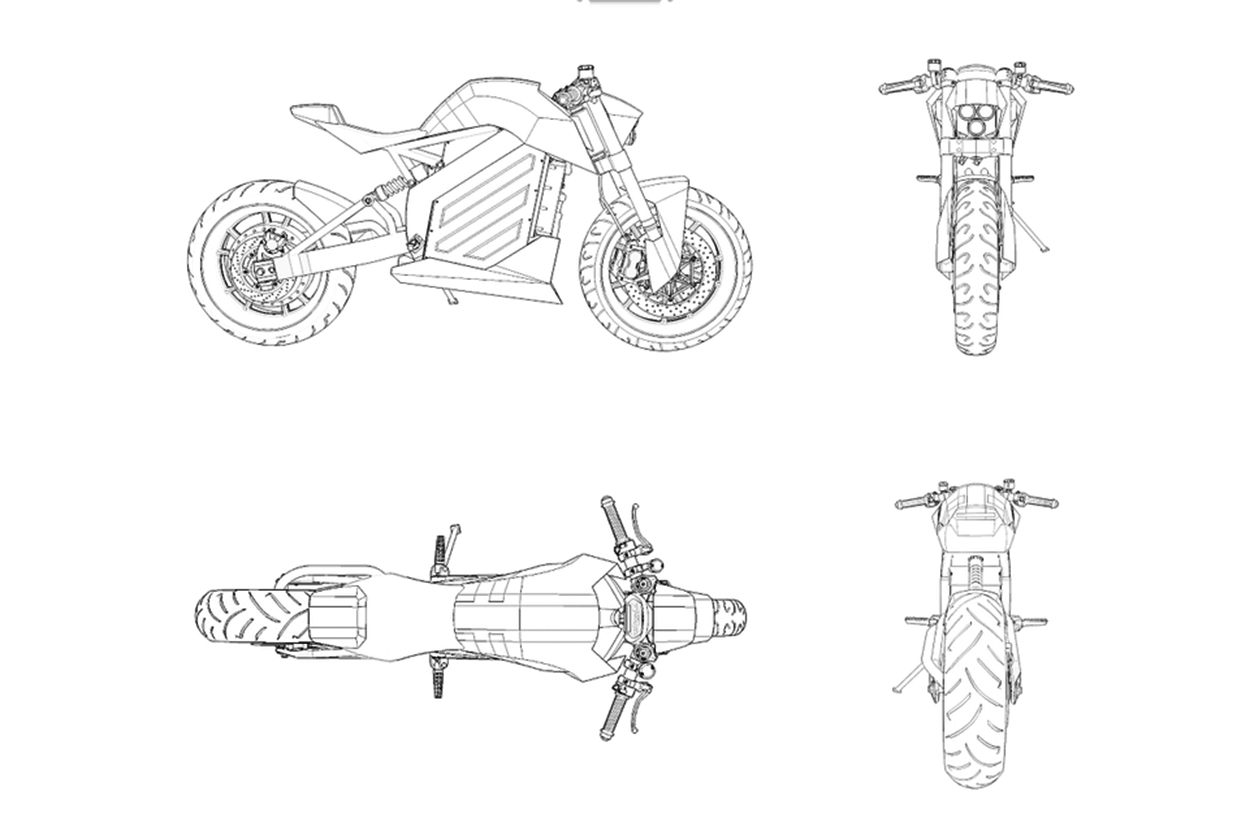 Build your own electric streetfighter