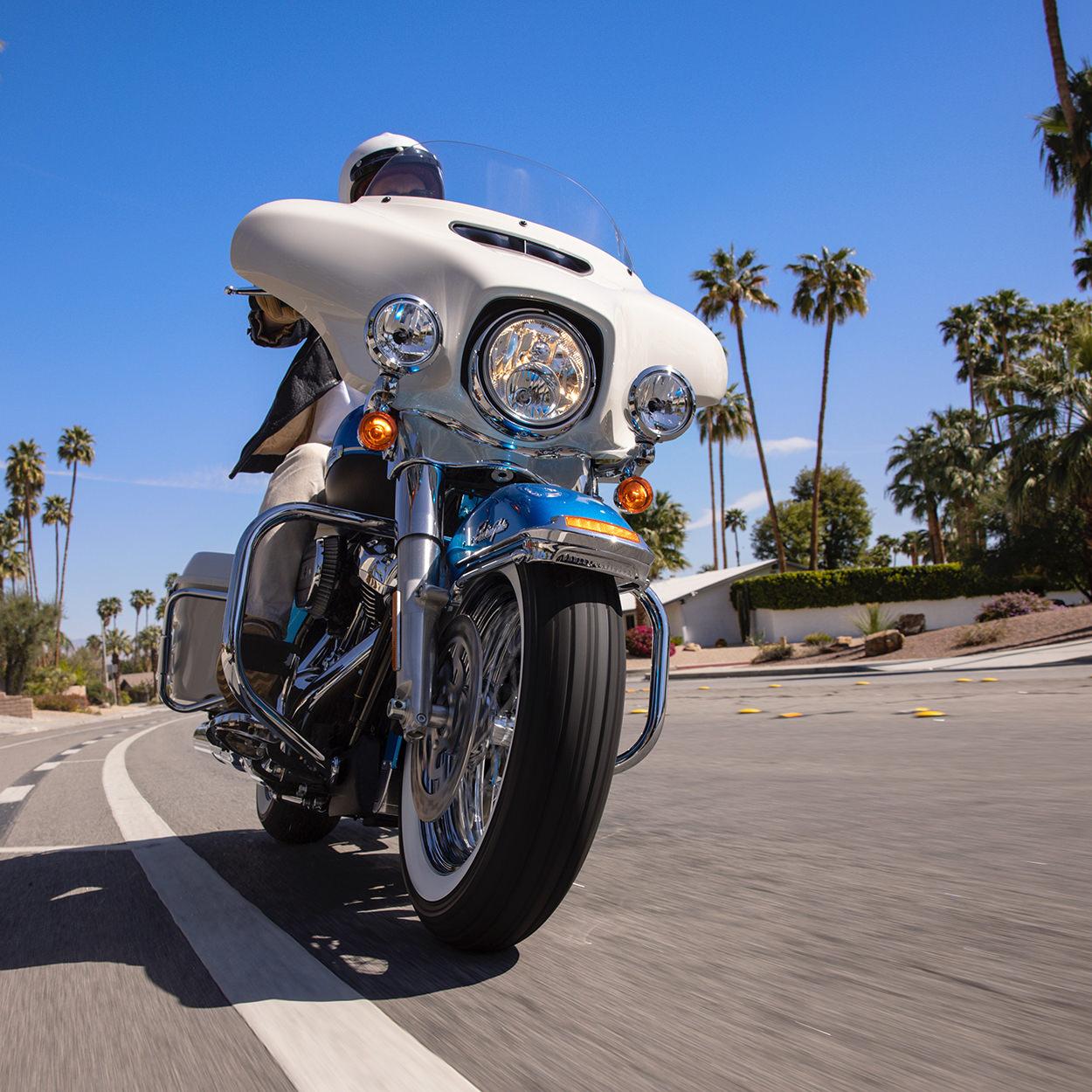 Harley-Davidson Electra Glide Revival