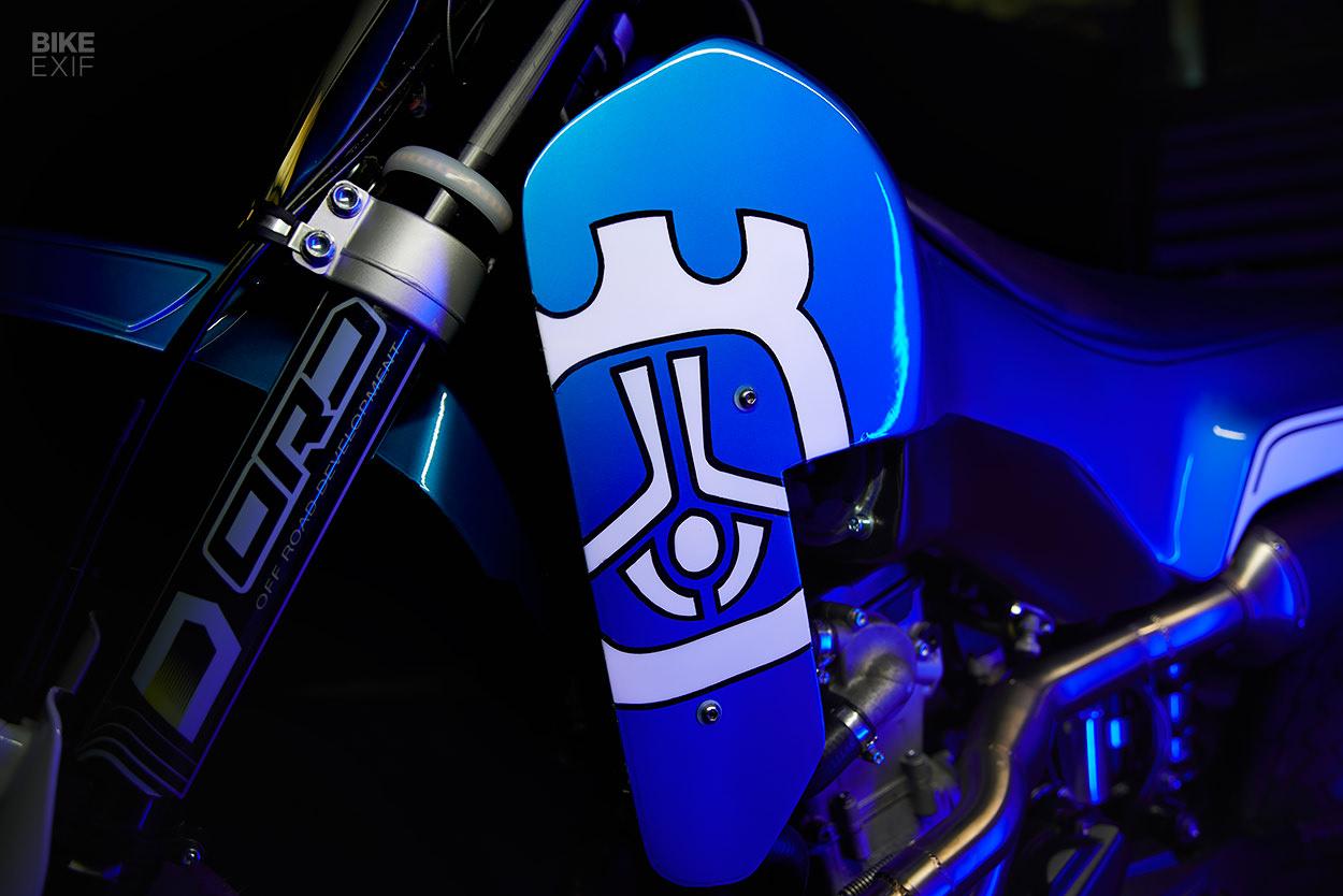 Husqvarna SM 630 personalizado de Freeride Motos