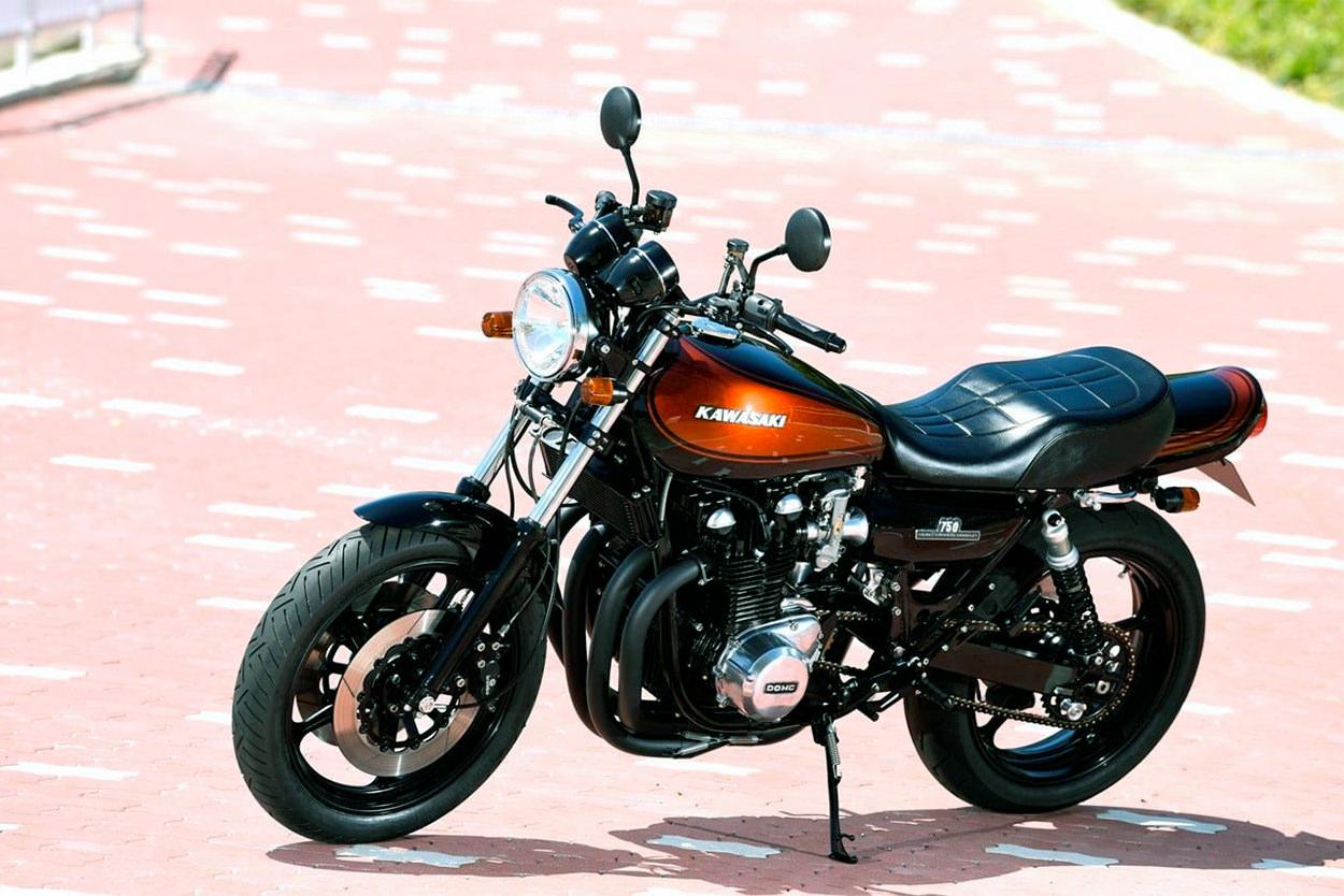 Kawasaki Z2 by AC Sanctuary