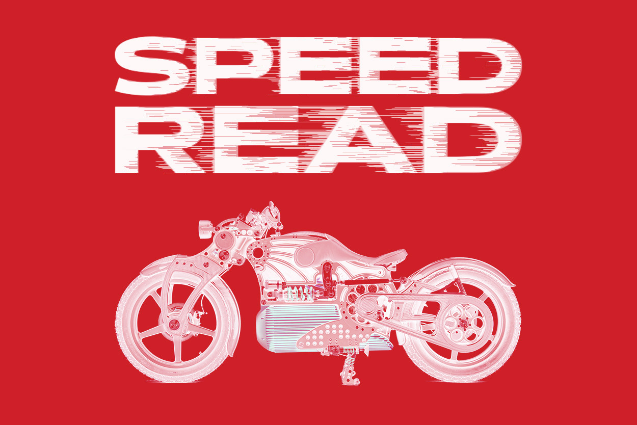 The latest motorcycle news and custom bikes