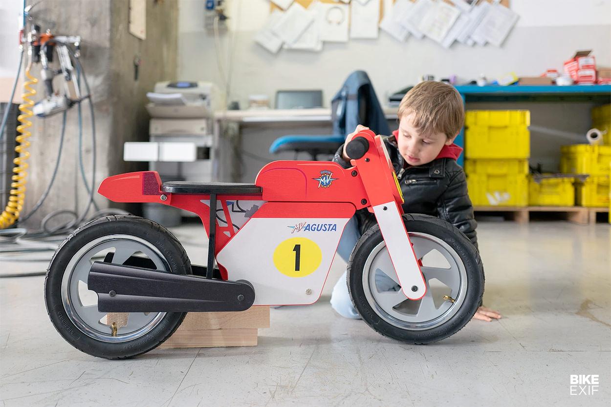 MV Agusta Balance Bike