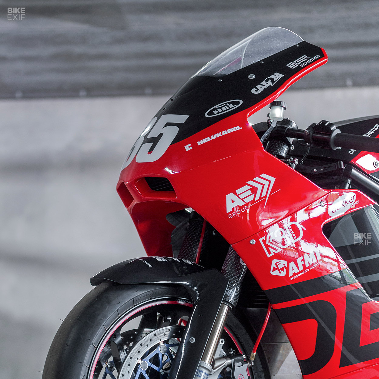 Delta-XE by Electric Superbike Twente