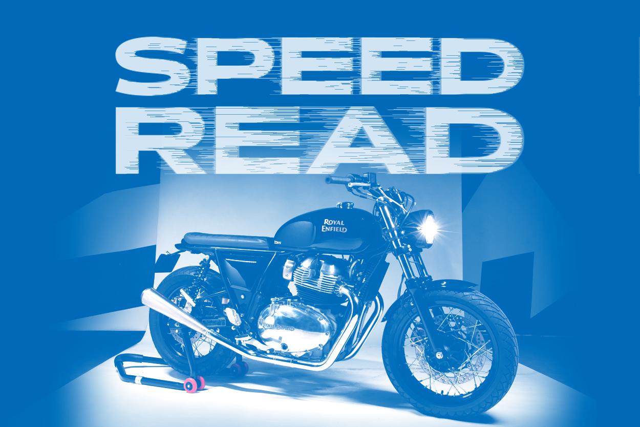 The latest motorcycle news, custom bikes and kits