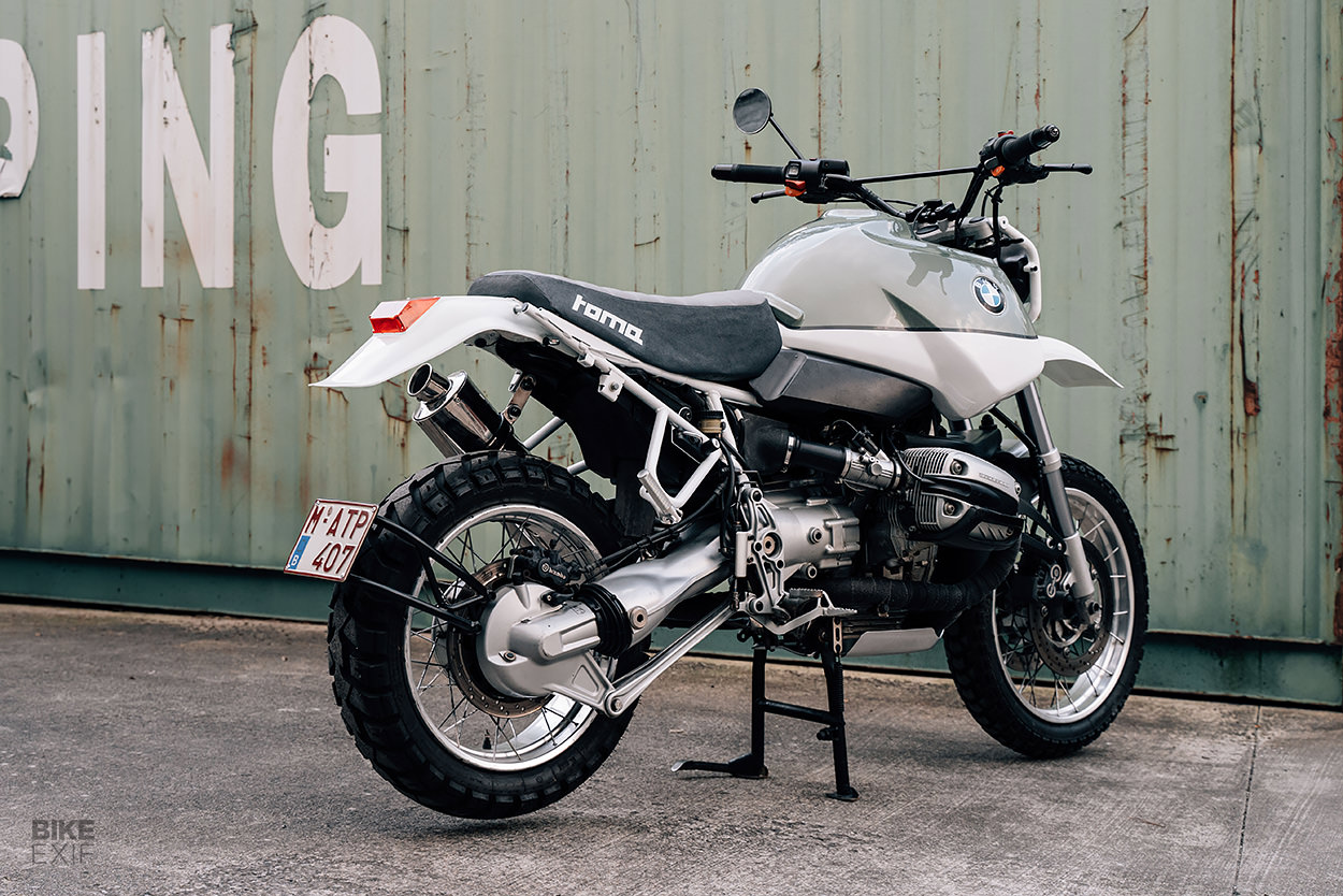 BMW R1150GS by Toma Customs
