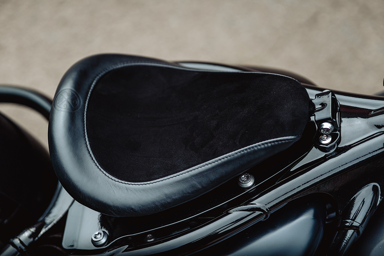 BMW R18 by Pier City Cycles