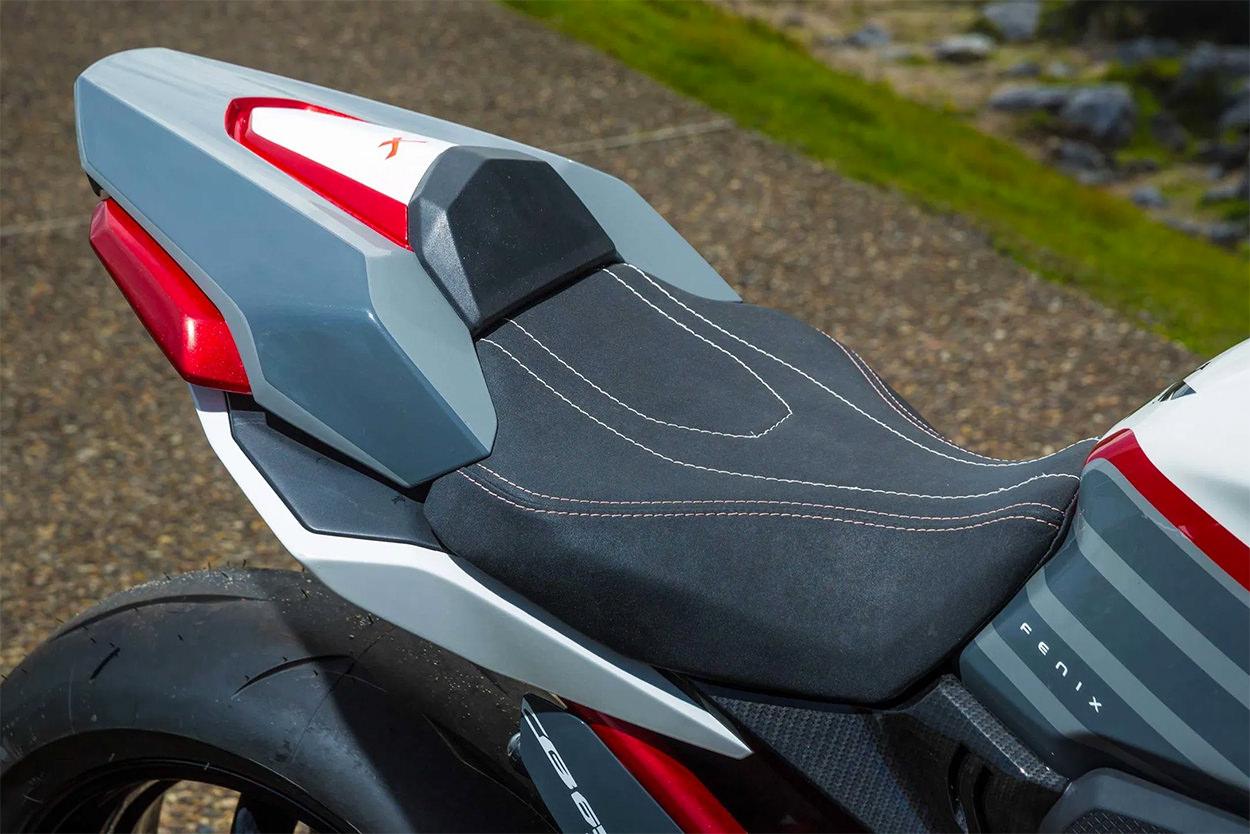 Custom Honda CB650R by Mototrofa