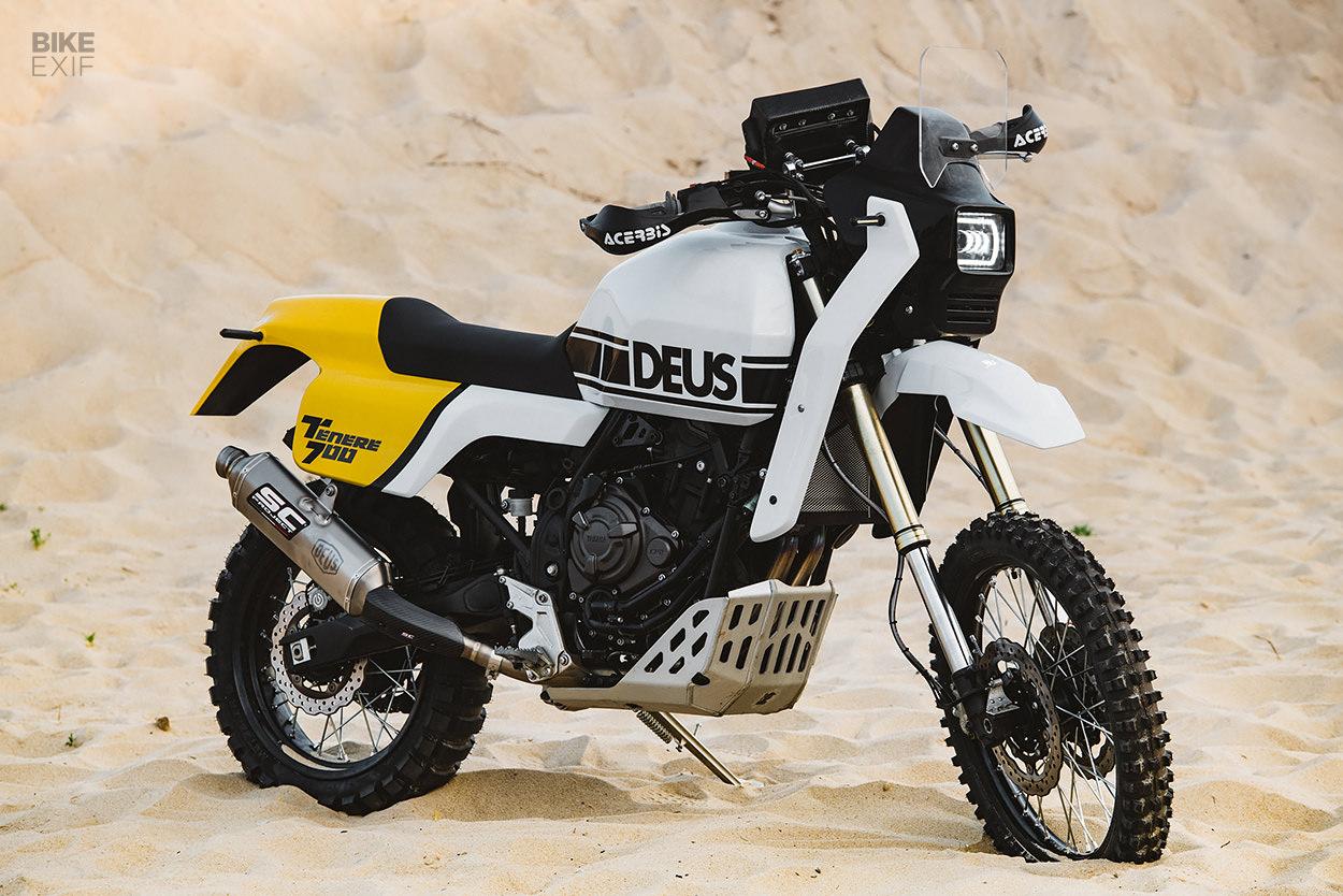 Custom Yamaha T7 by Deus ex Machina Italy