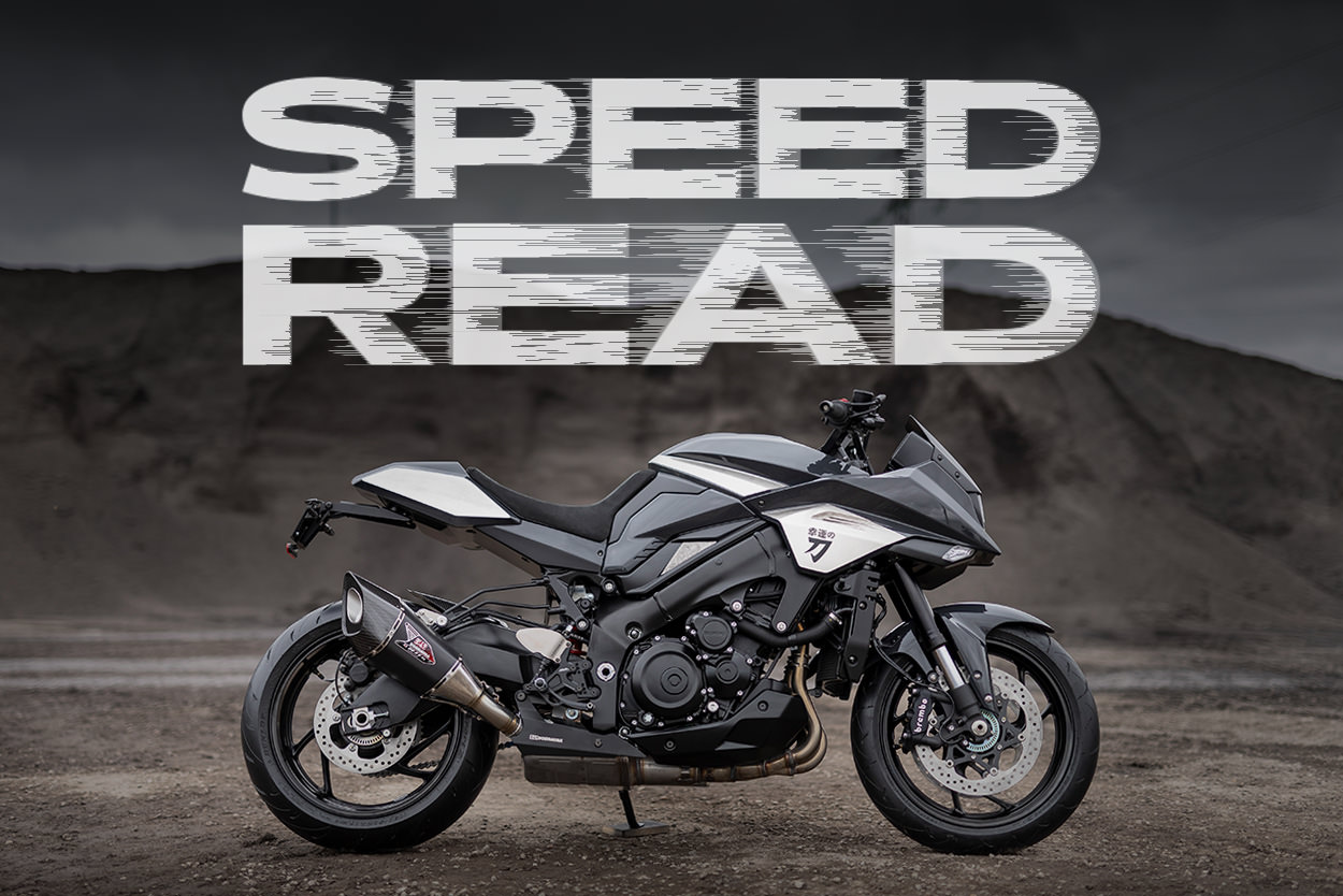 The latest customs, motorcycle news, and electric bike launches