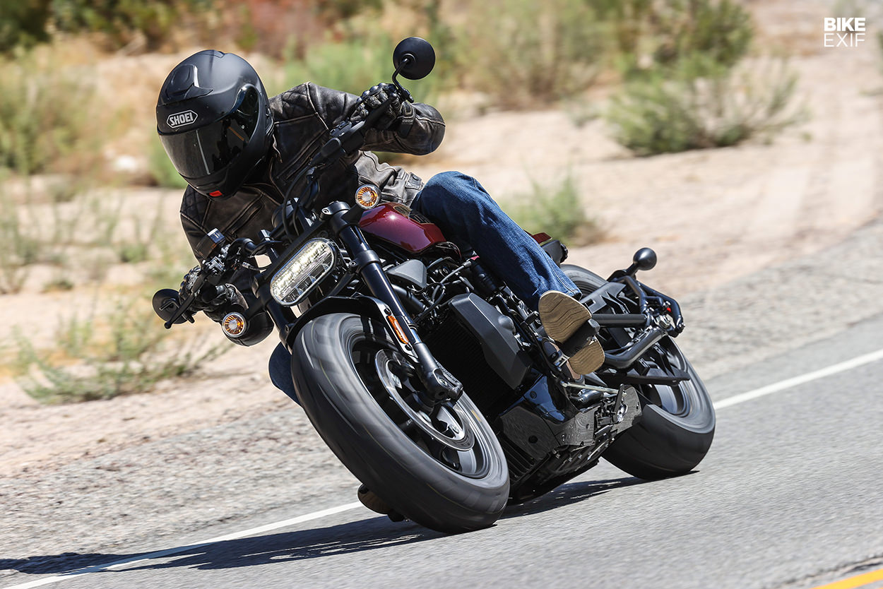 2021 Harley Sportster S review: specs and riding impressions