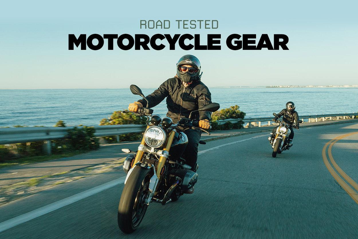 Road Tested: Gear from Alpinestars, Pando and Sena