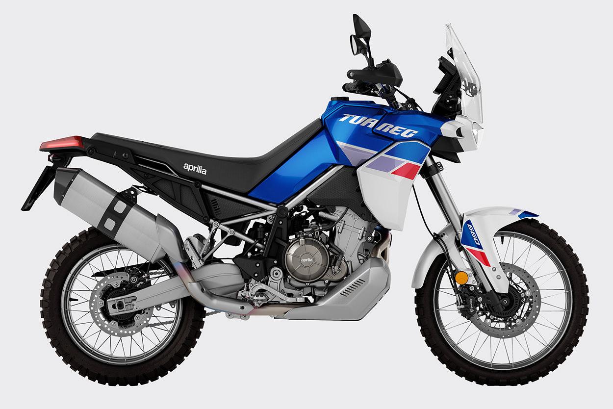 Aprilia Tuareg 660 adventure bike concept