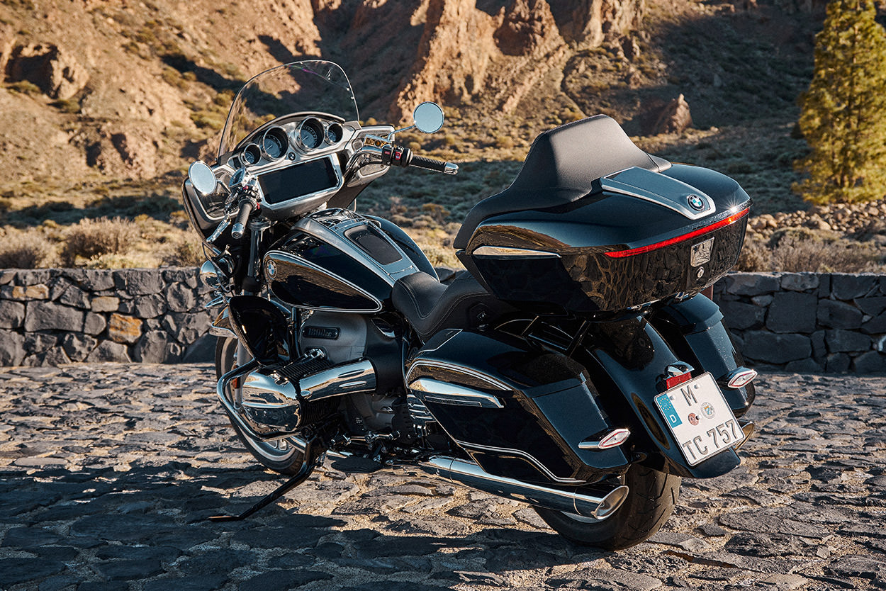 BMW R18 Transcontinental touring motorcycle
