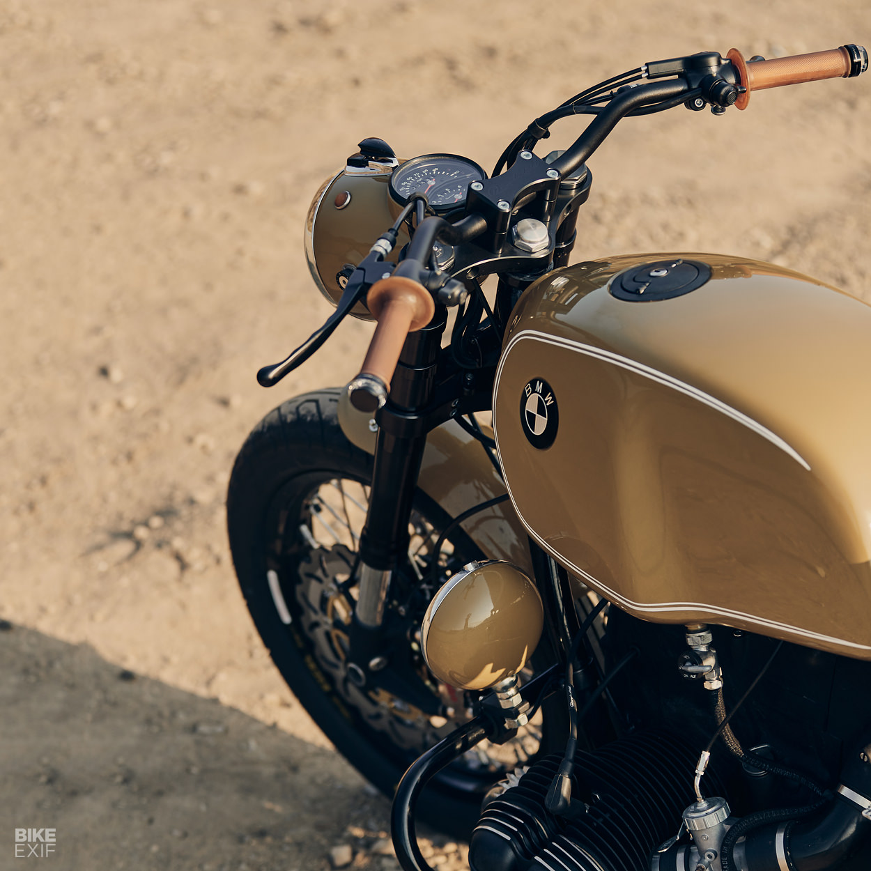 BMW R75/5 cafe racer by Roughchild