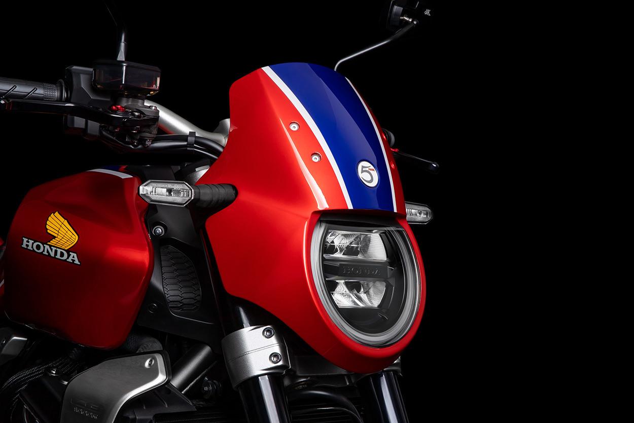 Custom Honda CB1000R by 5Four