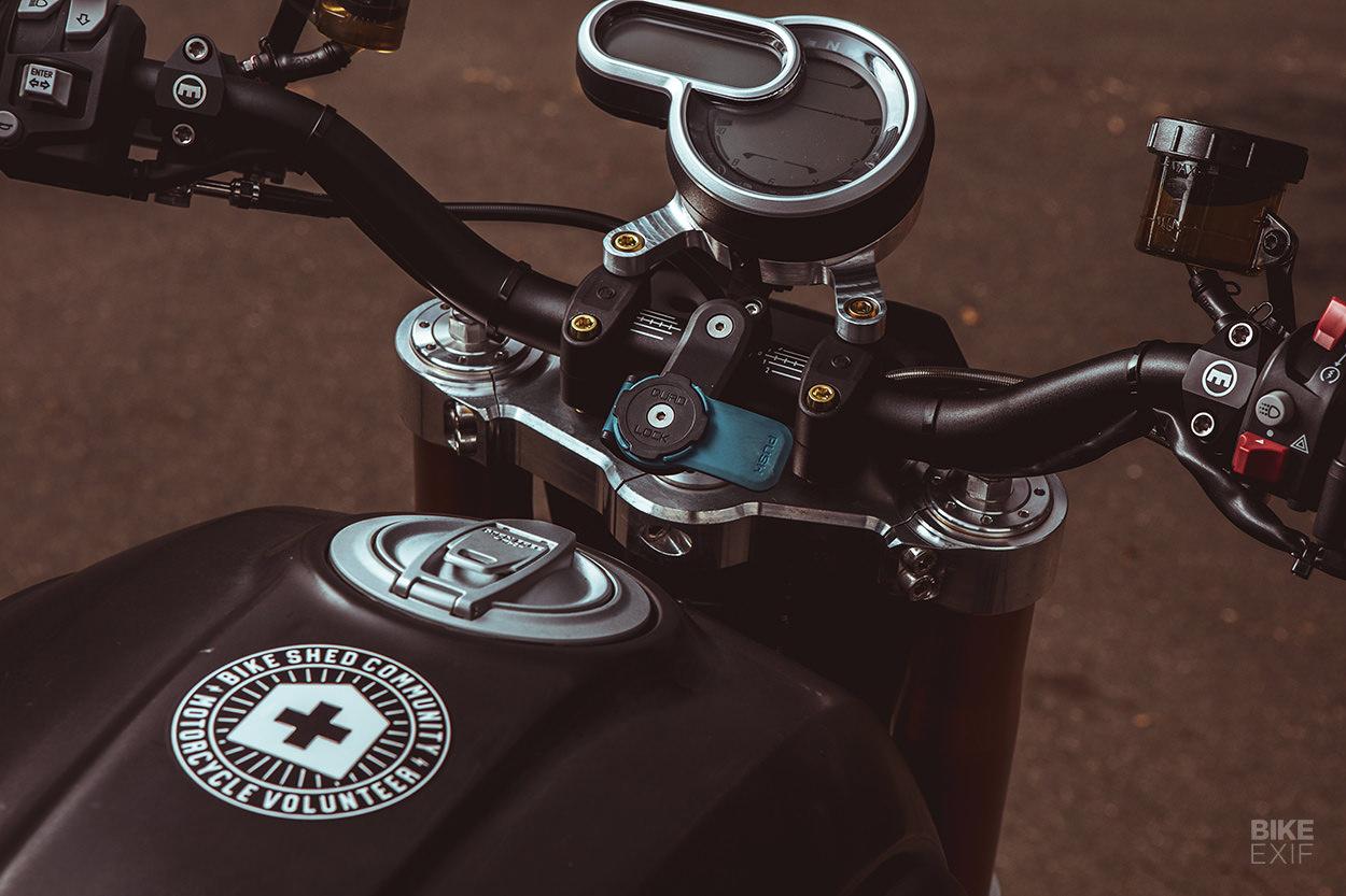 Ducati Scrambler 1100 by Goblin Works Garage's Ant Partridge