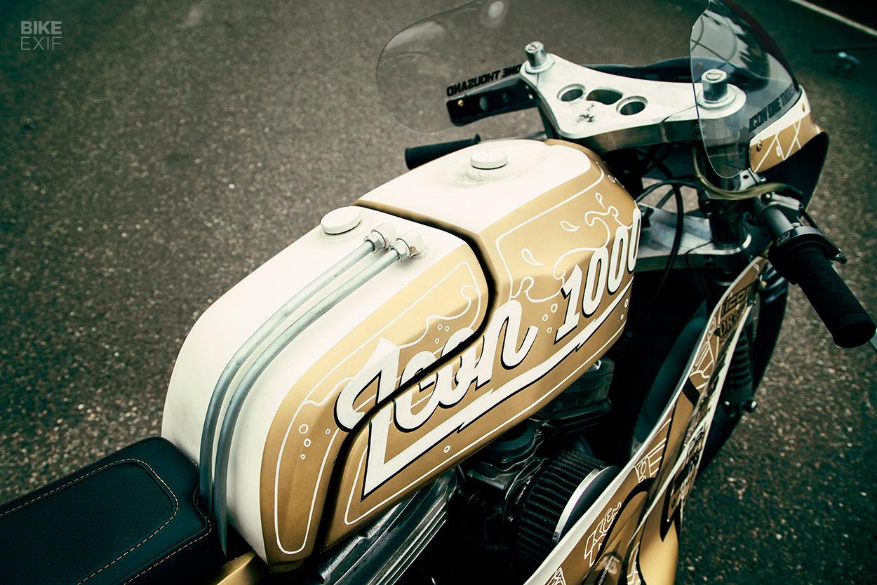 Harley-Davidson Sportster by Icon 1000