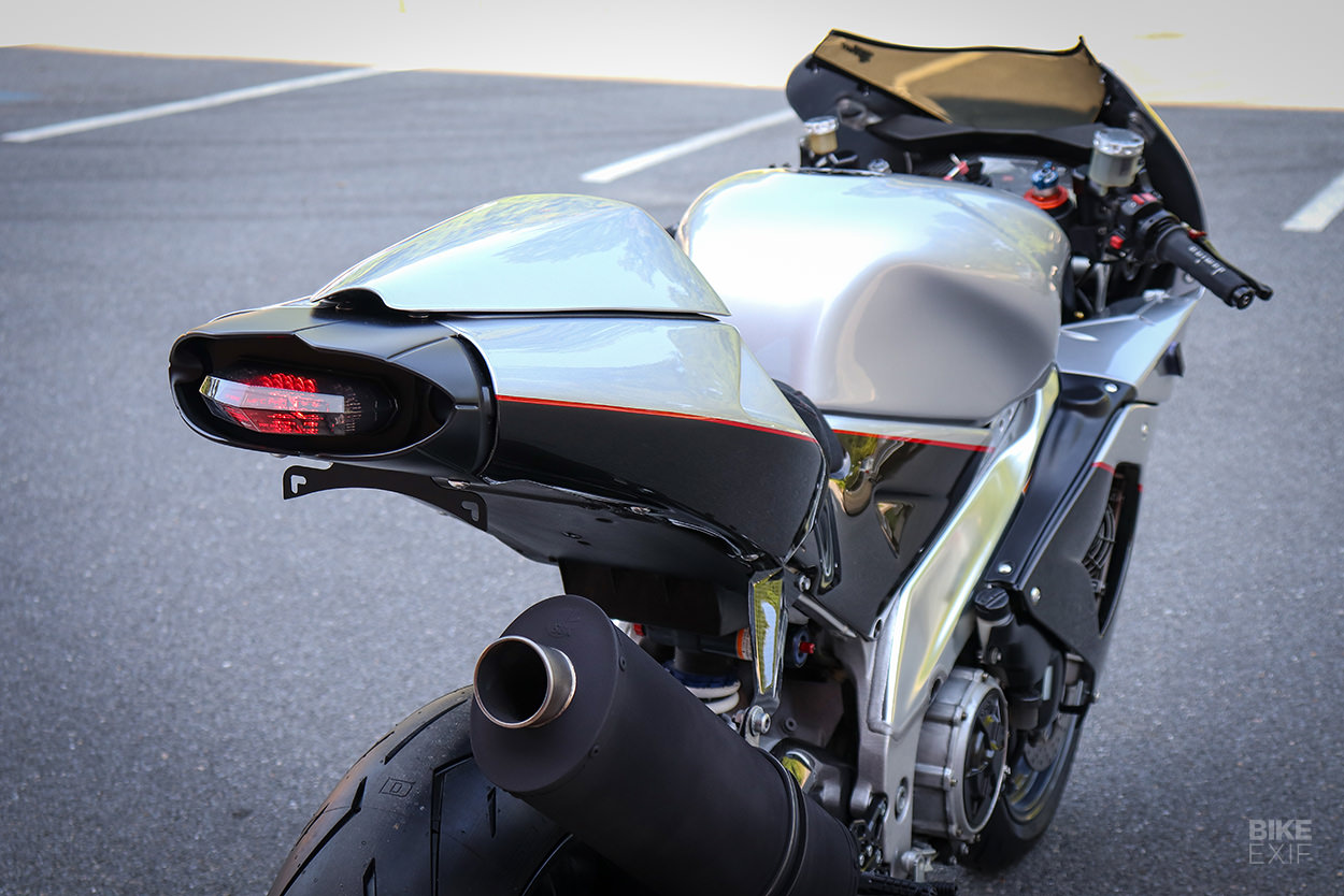 Aprilia RSV Mille by Jett Design