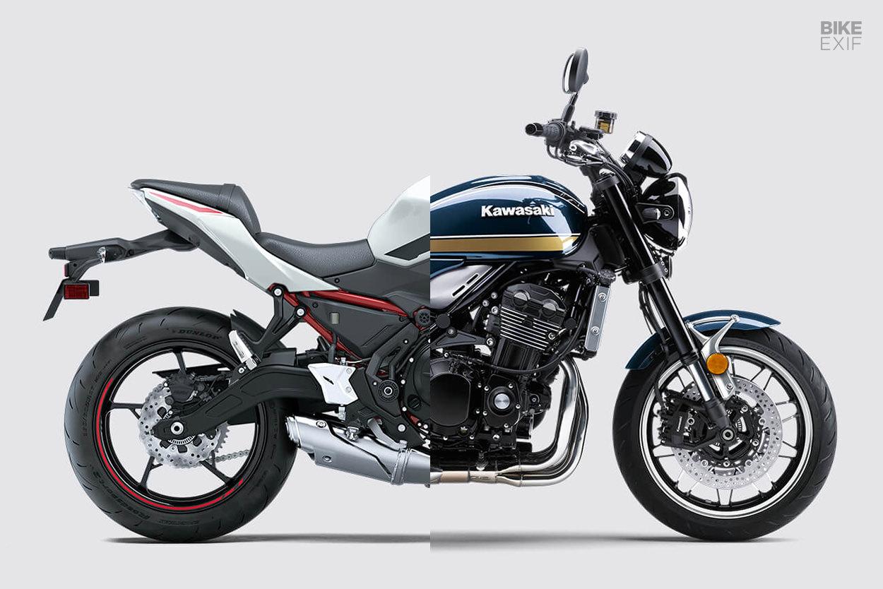 Kawasaki Z650RS rumor