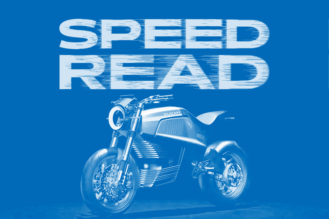 The latest motorcycle news, concepts and customs