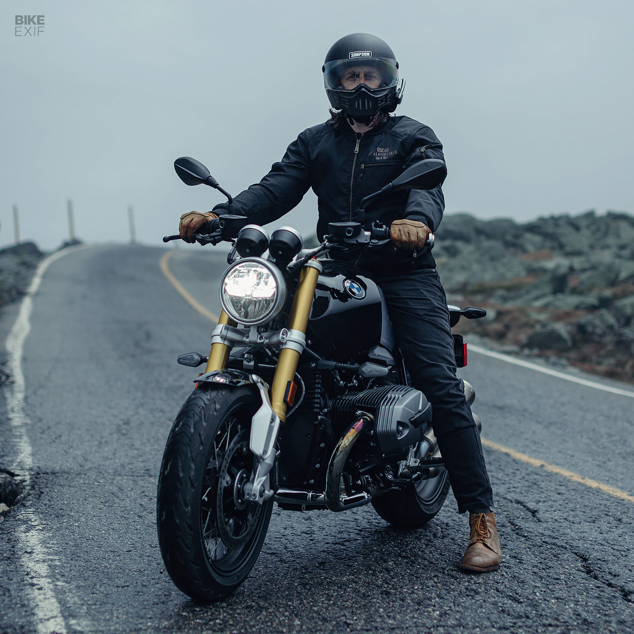 Pando Moto Boss Dyn 01 riding jeans