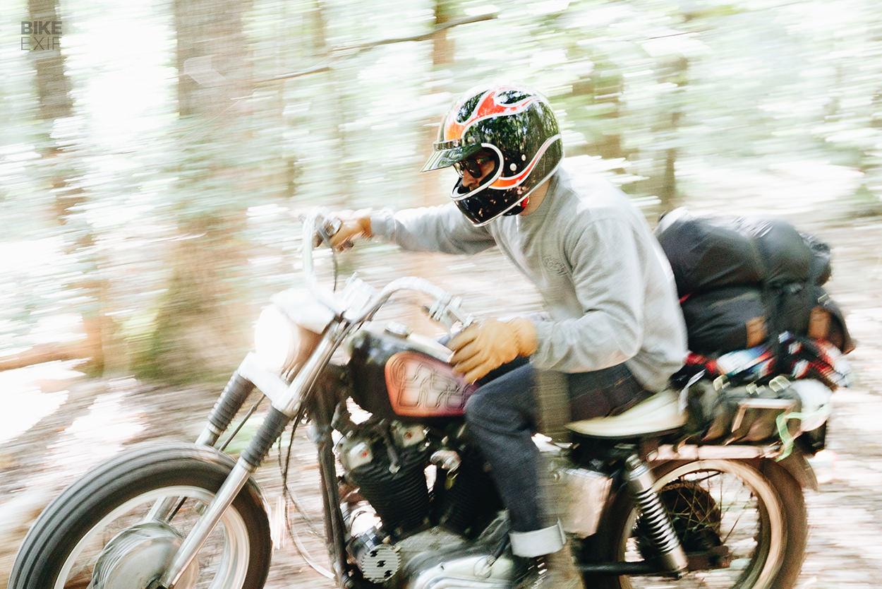Prism Supply's Vintage 1000 Harley Sportster