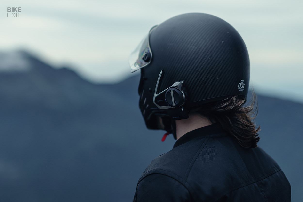 Sena 50S in-helmet comm system