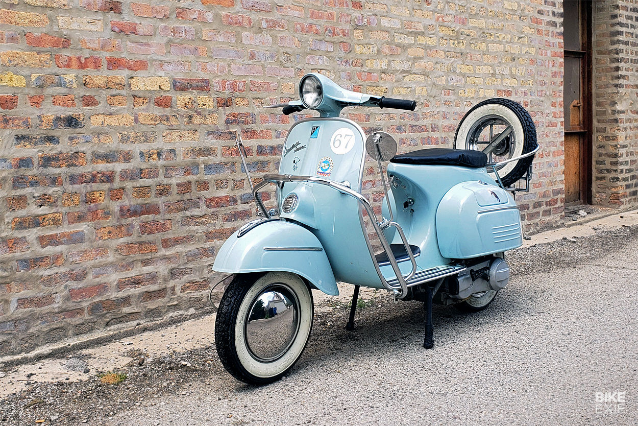 1967 Vespa Super 150