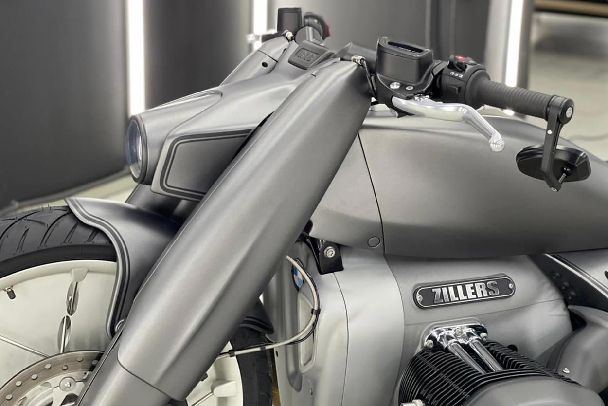 Murni dan Dibuat oleh BMW Motorrad, 2021