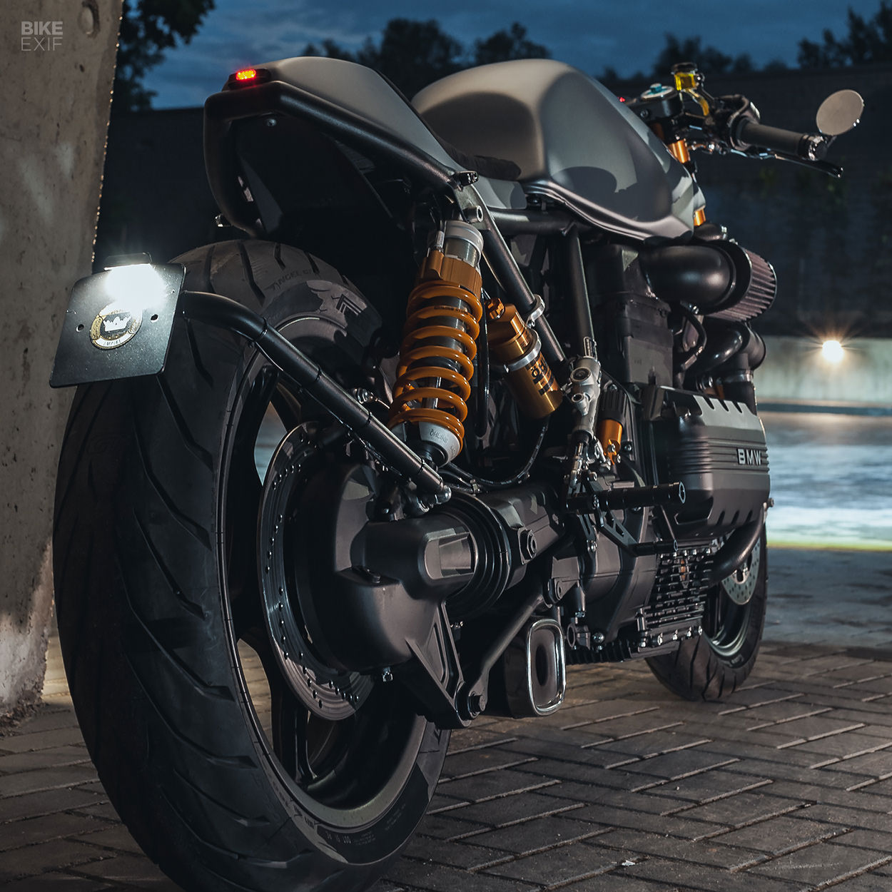 BMW K1100 cafe racer by Two Wheels Empire