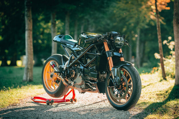 Ducati Evo Racer by NCT