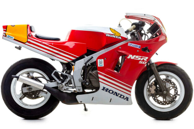 Honda NSR50 for sale at Four Stroke Barn