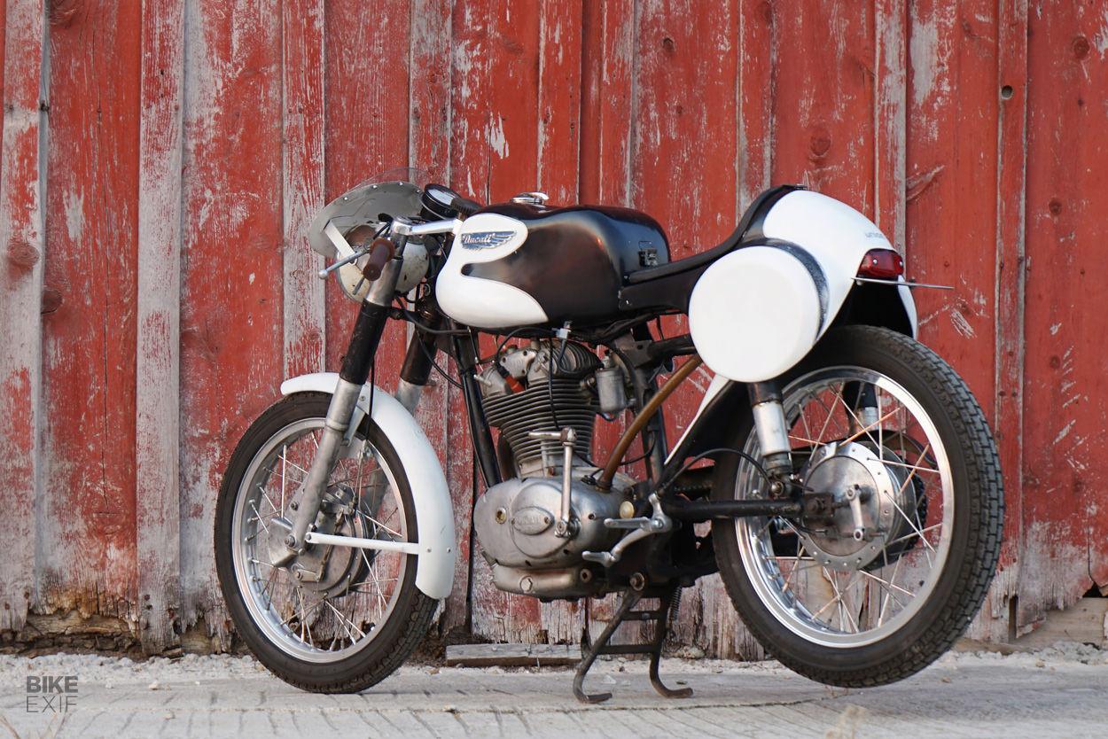 1965 Ducati 250 restomod by Union Motorcycle Classics