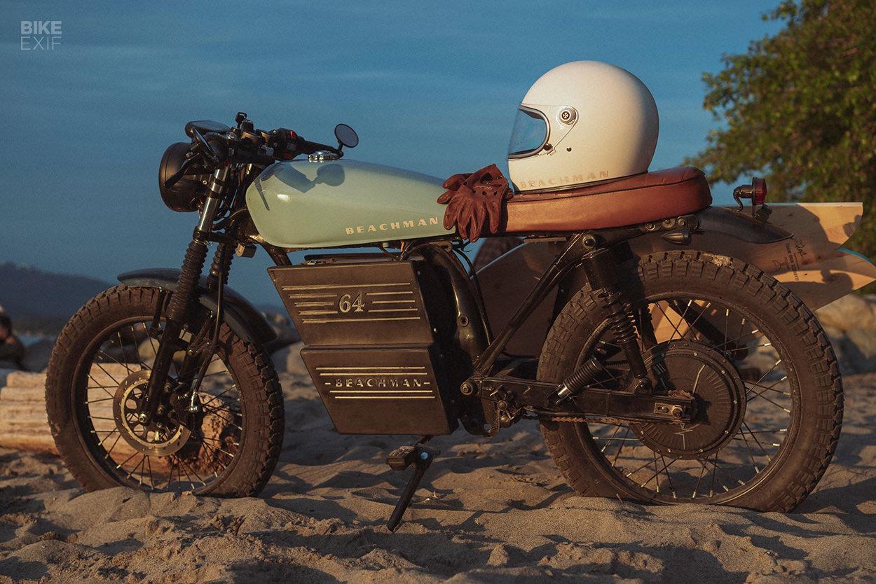 The Beachman '64 electric bike