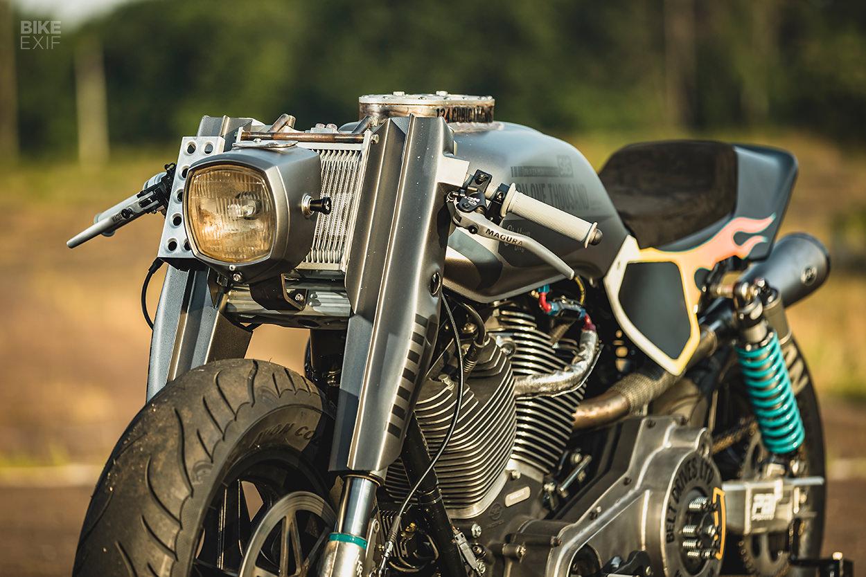 Custom Harley-Davidson Dyna by ICON Motosports