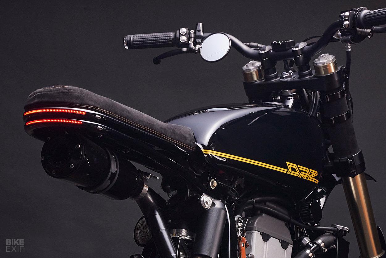 Suzuki DR-Z400SM custom by oneYedeer